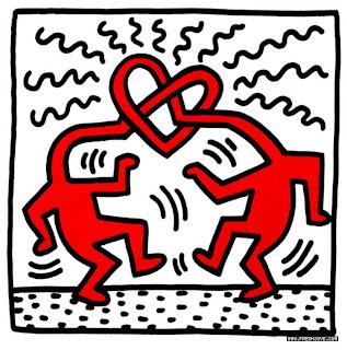 Svirgolettate L Amore Incondizionato Nelle Opere Di Keith Haring