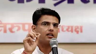 Sachin Pilot Sends Legal Notice To Congress MLA On Rs 35 Crore Bribery Allegation