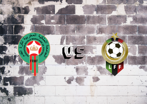 Marruecos vs Libia  Resumen