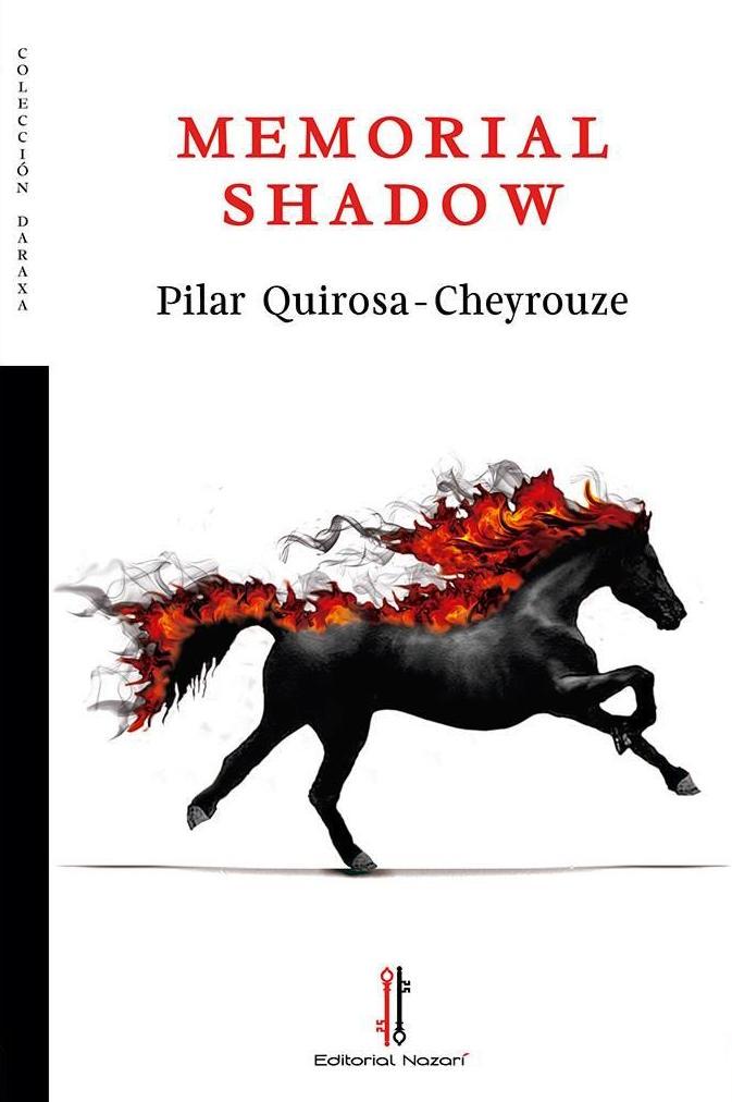 PILAR QUIROSA-CHEYROUZE Presenta MEMORIAL SHADOW en ALMERÍA