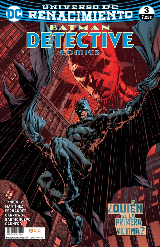 Batman - Detective Comics 1-12, de James Tynion IV