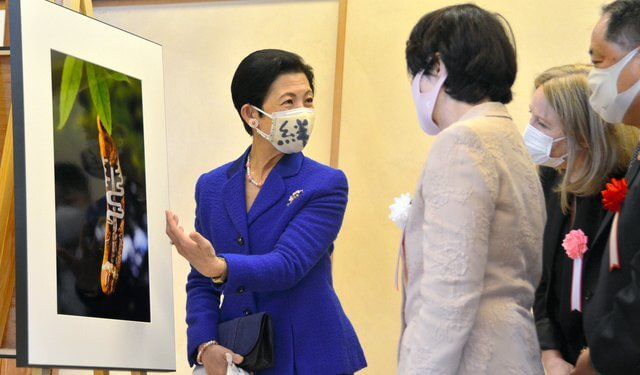 Travel Netsuke: Princess Takamado Photo Exhibition and Contemporary Netsuke Collection