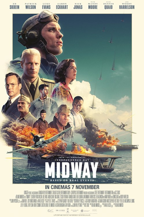 Review Filem Midway