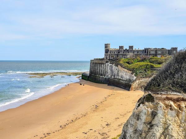 Viking coastal walk: Ramsgate to Margate