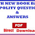 11TH NEW BOOK BACK POLITY QUESTION & ANSWERS