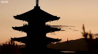 Matsuo Taisha Shrine at Sunset