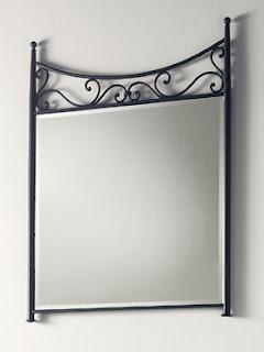 Espejo de Forja Conos