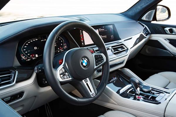 BMW X5 M Competition chega ao Brasil - preço R$ 973.950