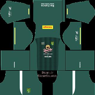 Kit DLS Persebaya Surabaya