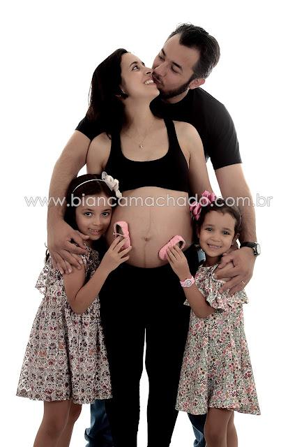 fotos gestante familias grandes