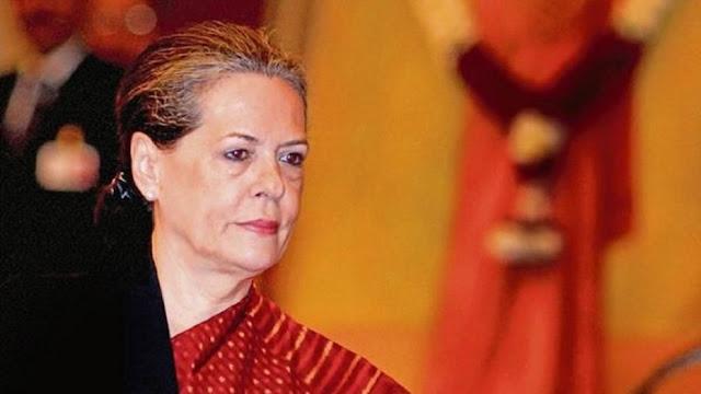 कोरोना वायरस से लड़ने की जंग में सोनिया गांधी ने PM मोदी को दो साल तक मीडिया विज्ञापनों पर रोक लगाने की दी सलाह...