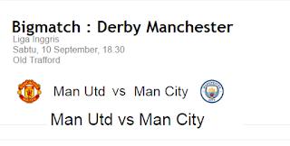Prediksi Hasil Manchester United Vs Man City, 10 September 2016 img