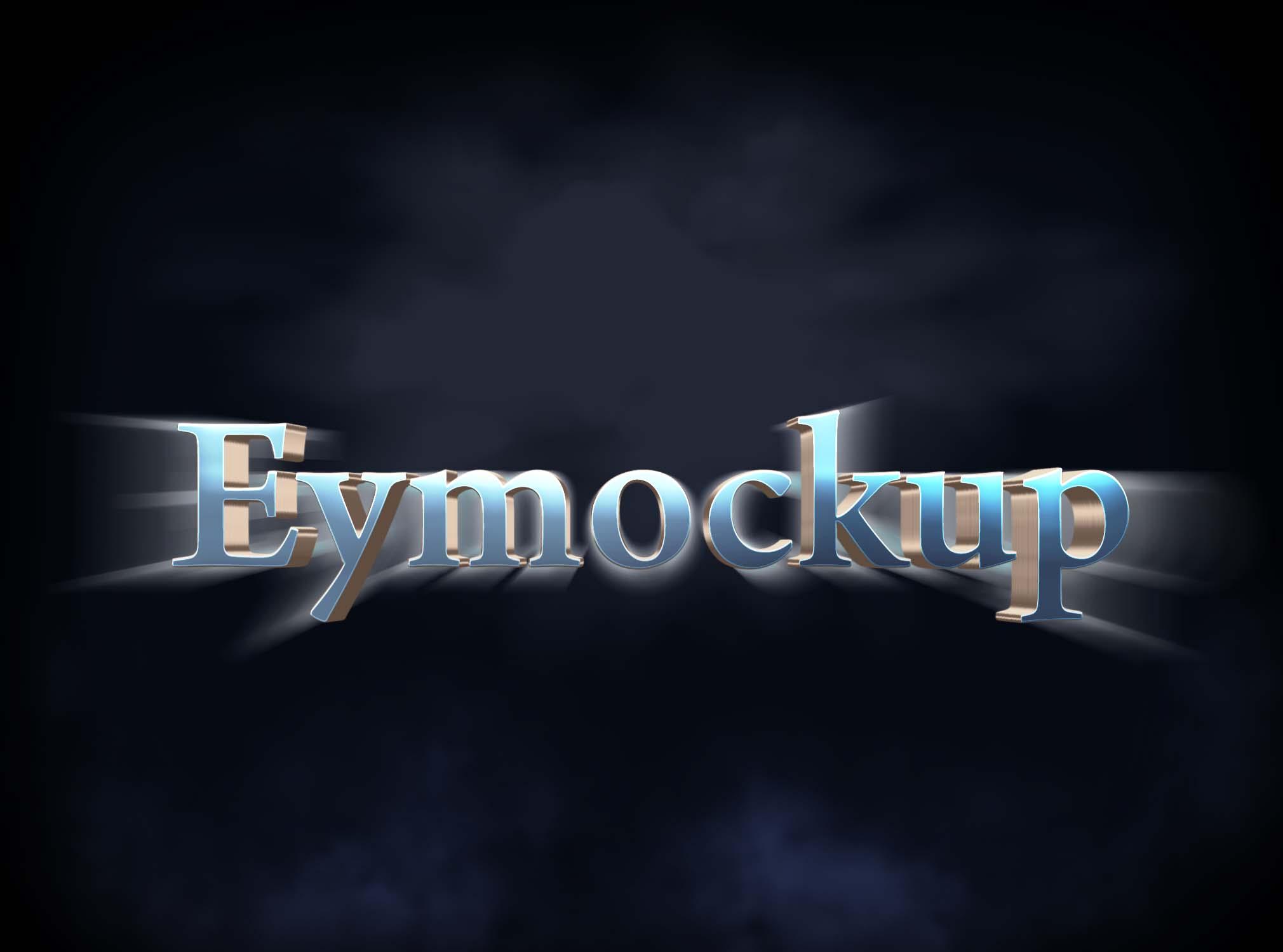 Movie Mockup PSD