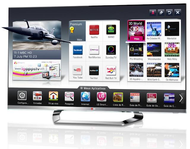 LG y sus novedades tecnológicas