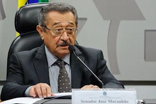 Senador José Maranhão permanece internado e ventilação mecânica invasiva pode ser retirada nas próximas 48 horas