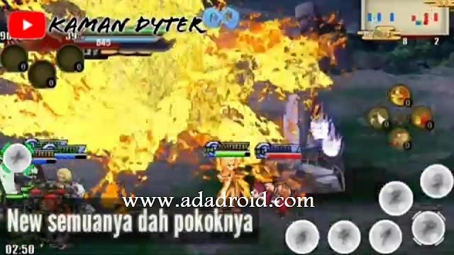 Naruto Senki Mod Ninja War 4th Apk