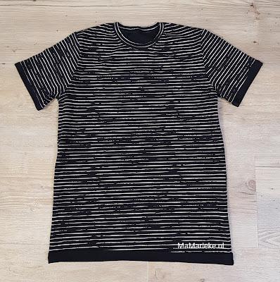 Billie t-shirt Zonen09