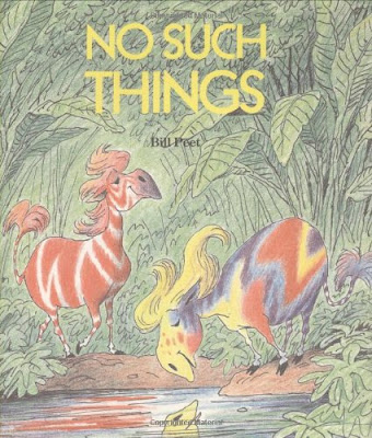 No Such Thing, part of Bill Peet book review list and resources