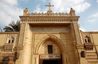The Hanging Church - Coptic cairo tour