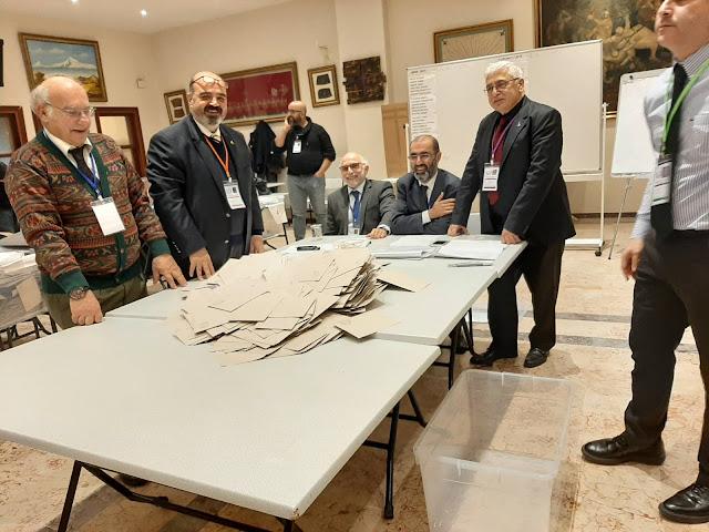 Mashalyan nuevo Patriarca armenio de Estambul