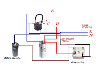 penyebab kompresor ac berdengung, penyebab kompresor ac macet, penyebab kompresor ac naik ampere