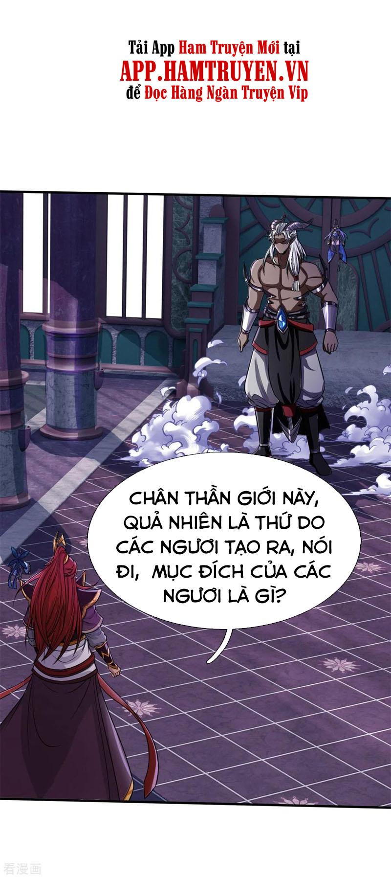 Đại Ma Hoàng Thường Ngày Phiền Não Chương 55 - truyenmh.com