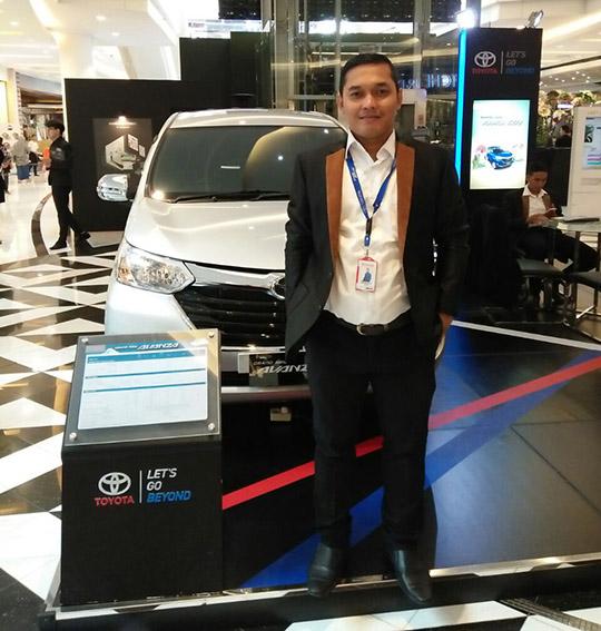 Sales Toyota Bintaro Jaya Tangerang