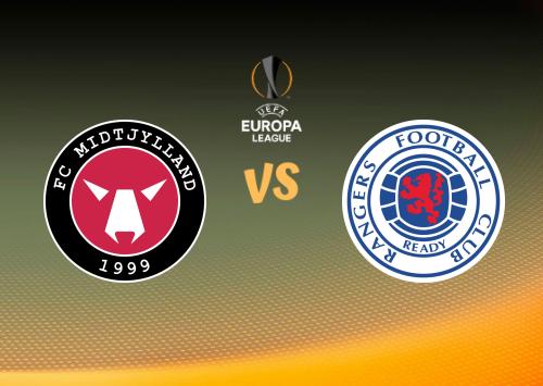 Midtjylland vs Glasgow Rangers  Resumen