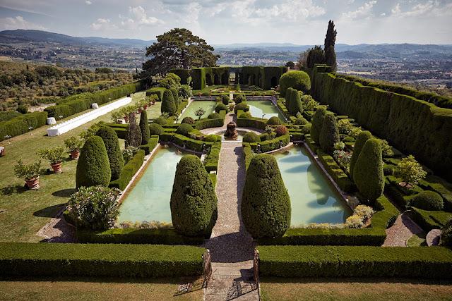 giardino torrigiani firenze foto