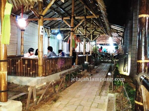 pindang meranjat riu Bandar Lampung
