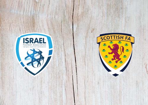 Israel vs Scotland -Highlights 18 November 2020
