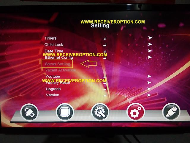 OK SONY SUPER HD RECEIVER CCCAM OPTION