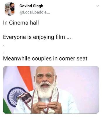 Gf bf memes in hindi