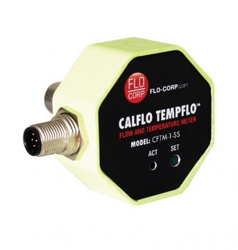 CalFlo™ CFTM, Flocorp-Thermal Mass Flow and Temperature Meter
