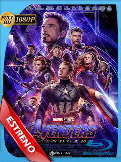 Avengers Endgame (2019) HD [1080p] Latino [GoogleDrive] SilvestreHD