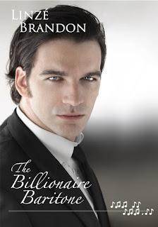 The Billionaire Baritone, blog serial, Linzé Brandon, sweet romance