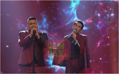 """"""" Tak ada masalah untuk Naqiu ketika menyanyi solo, tetapi dia ..."""" Tok Ram"""