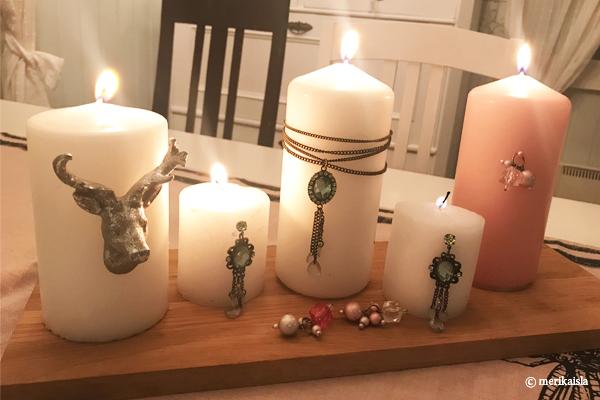 Kynttiläkoristeet