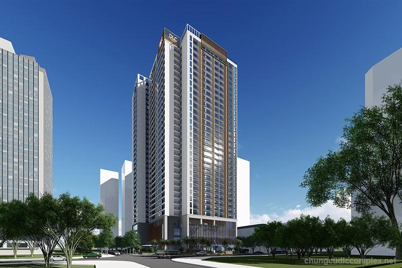 dự án DLC Complex Nguyễn Tuân