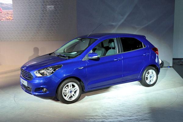 9,990 euros Ford Ka + 2016