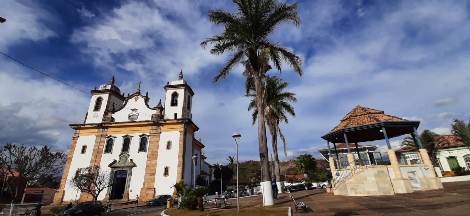 Caeté - Bate e Volta a partir de Belo Horizonte