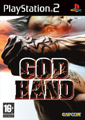 God Hand PS2 GAME ISO