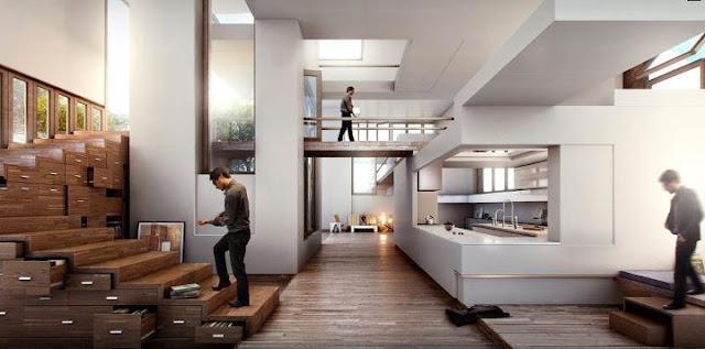 Latest stair designs