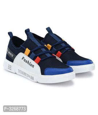 High Fashion Mesh Sports Sneaker