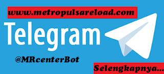 Center Telegram Metro Reload