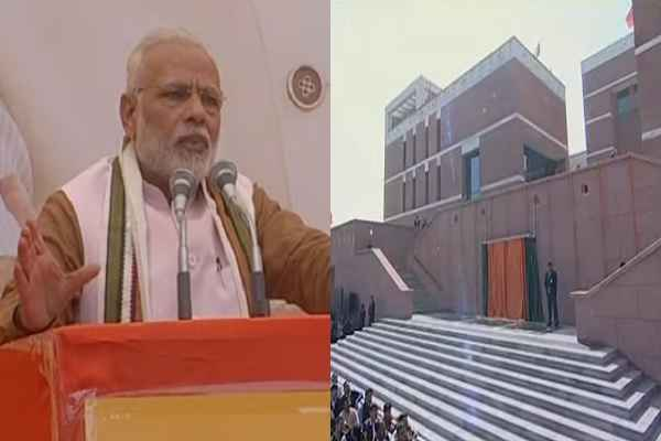 pm-modi-inaugurates-the-new-bharatiya-janata-party-hq-in-new-delhi