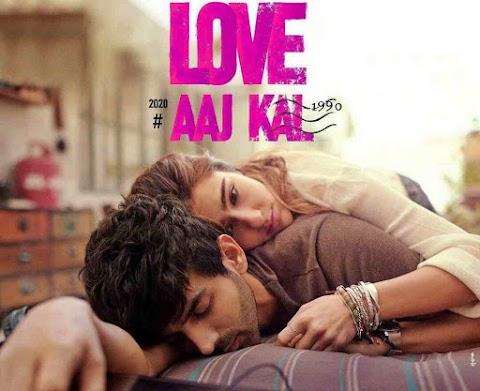Love Aaj Kal (2020) Full Movie Download (480p) 300Mb tamilrockers