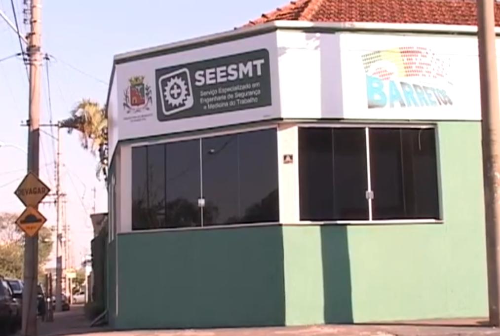 Crônica Dominical 06/04/2014 - Atendimento SUS em Barretos-SP, uma luz no fim do túnel - Foto SEESMT, extraída de vídeo da TVB - TV barretos em matéria de 02-10-2014 no vídeo SESMT