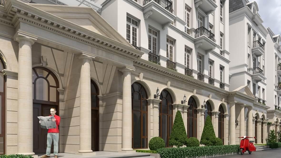 Grandeur Palace sản phẩm đẳng cấp của giới thượng lưu