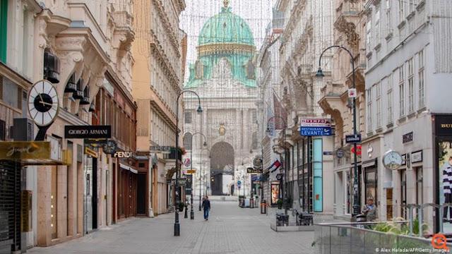 Αυστρία: Σταυροδρόμι τζιχαντιστών από Βαλκάνια και Καύκασο